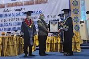 Mendapat Penghargaan dari Unismuh, Prof Jasruddin Mengaku Hampir Lupa  Sambutannya