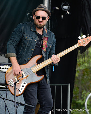 The Julian Taylor Band at the West Stage Fort York Garrison Common September 18, 2015 TURF Toronto Urban Roots Festival Photo by John at One In Ten Words oneintenwords.com toronto indie alternative music blog concert photography pictures