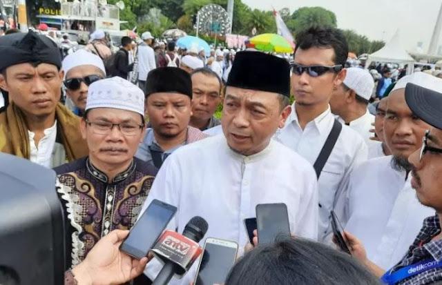 Izin Perpanjangan FPI Ditahan Tito Karnavian, Begini Respons Ustaz Bachtiar