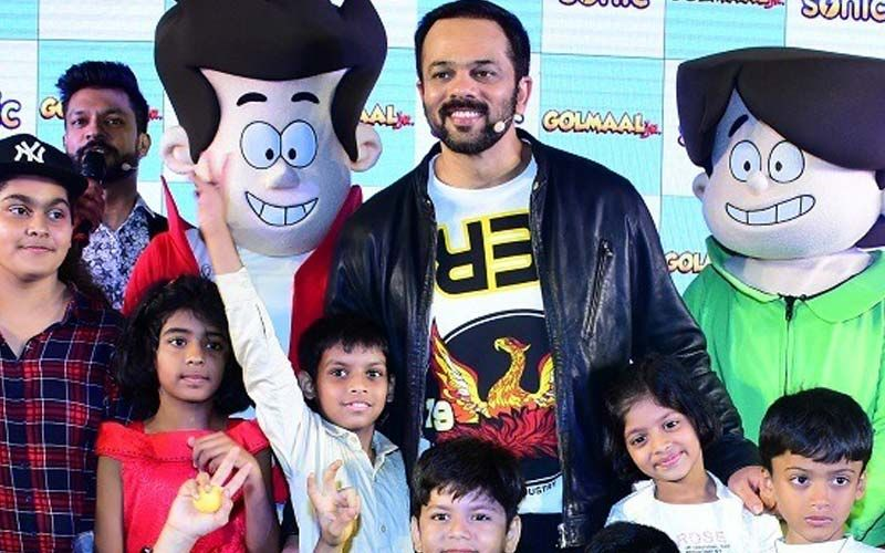 NickALive!: Nickelodeon India's Sonic Premieres 'Golmaal Jr '
