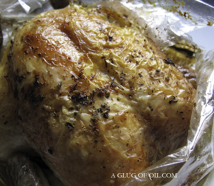 Bag Roasted Chicken