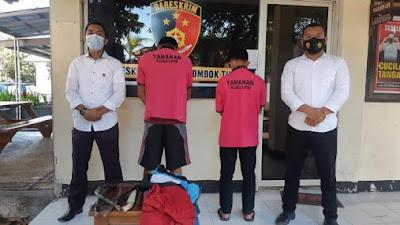 Pencuri Kabel di Gardu Induk  PLN Sekarteja Ditangkap Polisi, Dua Orang Masih Buron