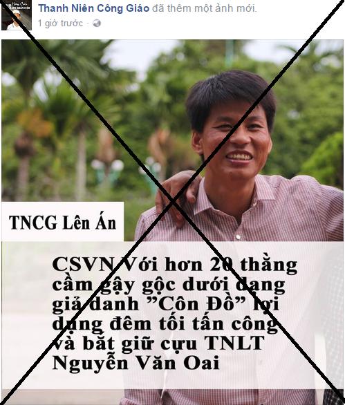 """Nguyễn Văn Oai – ra """"oai"""" và kết cục thảm hại"""