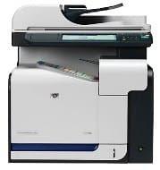 Download do driver do HP Color LaserJet CM3530 MFP