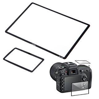 Lindungi layar LCD dengan screen protektor yang berkualitas agar tidak tergores