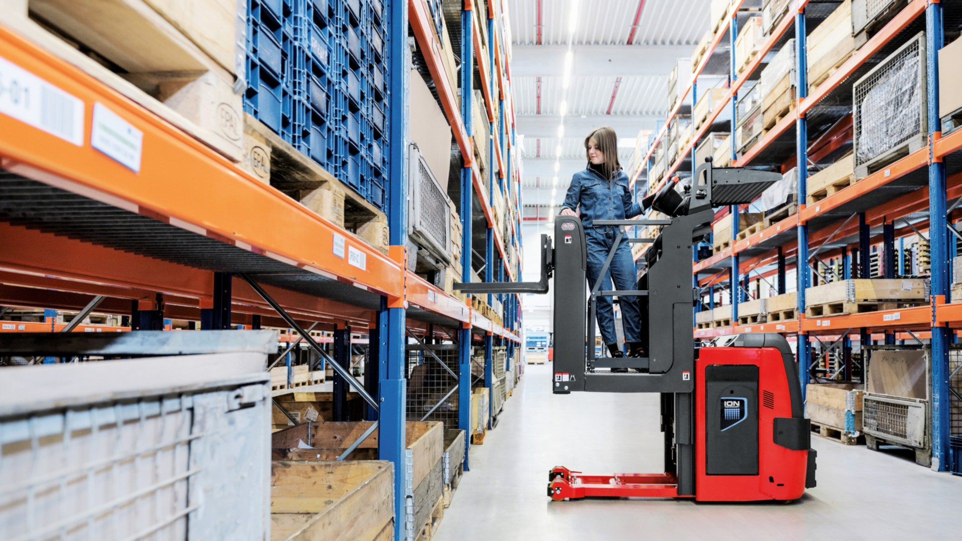 warehouse safety measures