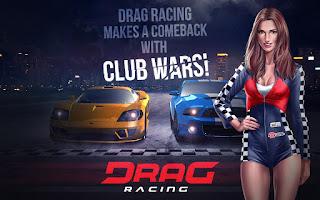Screenshot Drag Racing Club Wars