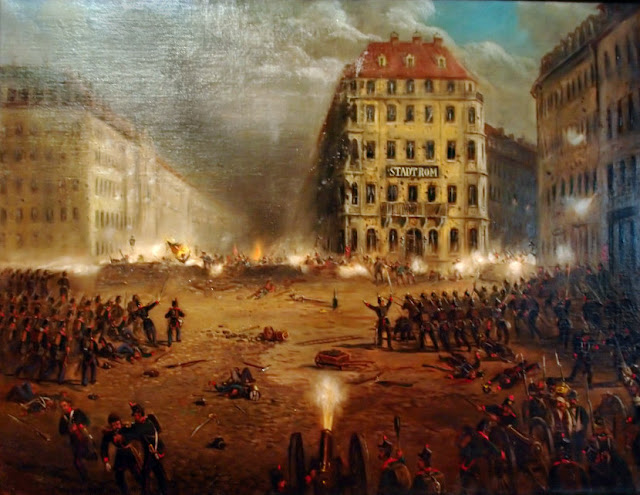Wagner and the Dresden Uprising (May 1849)