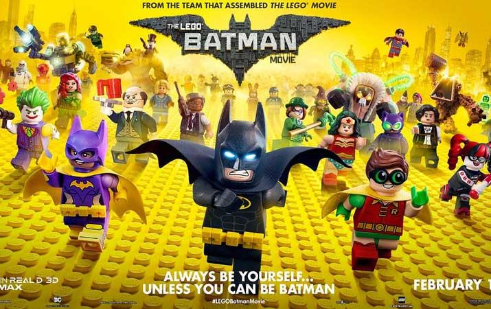Film Animasi Lego Masih Berada Di Puncak