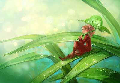 Artist Spotlight: The Borrower Arrietty
