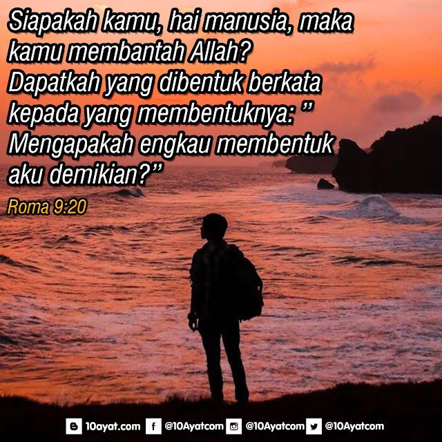 Roma 9:20