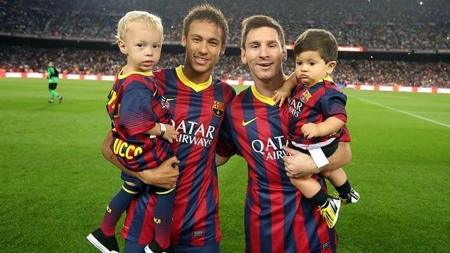 Neymars Son 2014