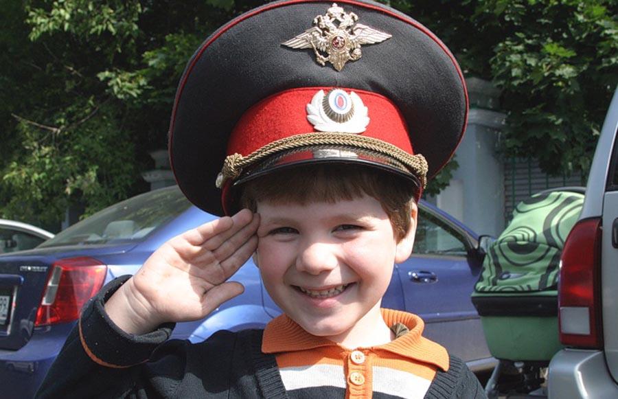 Картинки полиция россии для детей