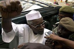 Mantan Presiden Chad, Hissene Habre Meninggal Dunia Karena Covid-19
