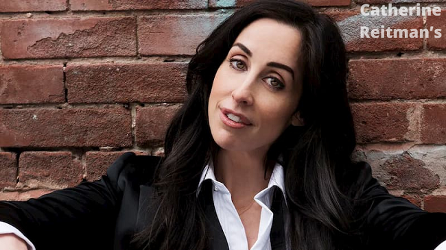 When Is The Obsession About Catherine Reitman's Lips Going To End?