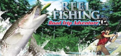 Reel Fishing: Road Trip Adventure Story