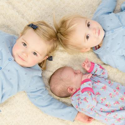 Life with three children under four