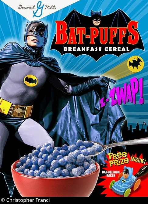 Notes And Nerds 4 Fake Dc Comics Cereals You Wish Were Real