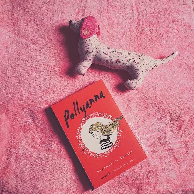 Pollyanna book livro