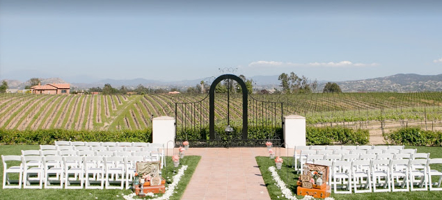 Villa De Amore Temecula Wedding Venues