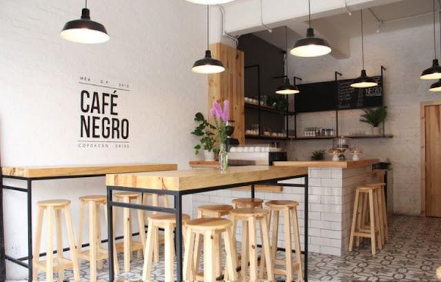 desain cafe mini