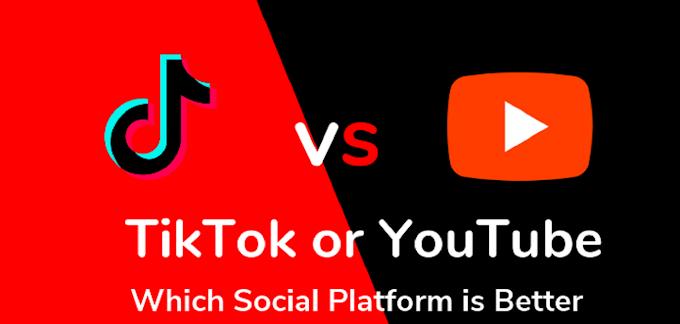 YouTube vs TikTok | The whole controversy