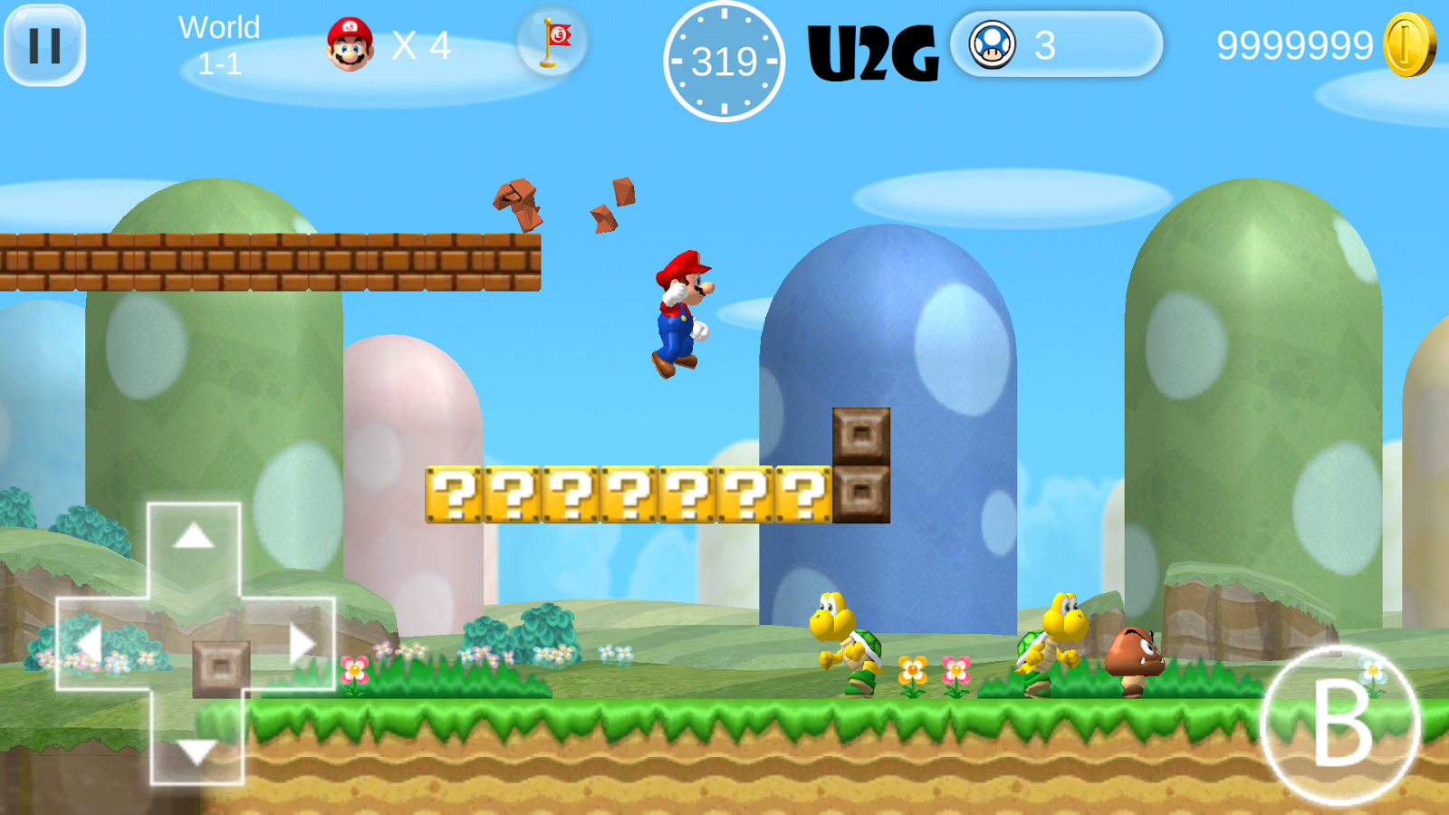 super mario 2 hd v1 12 mod android game for free