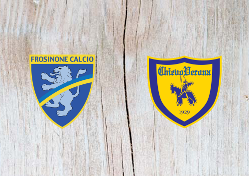 Frosinone vs Chievo - Highlights 25 May 2019
