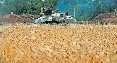 """На Донбассе началось """"хлебное перемирие"""""""
