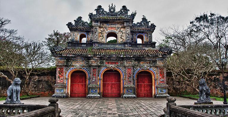 Vietnam, Huế Citadel Heritage Site