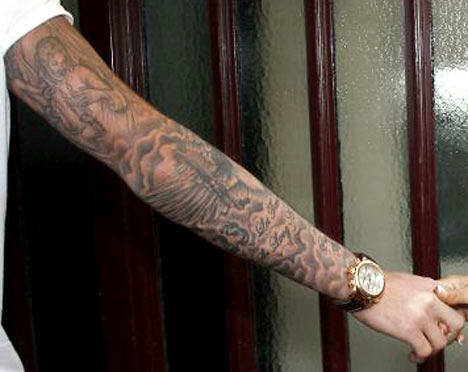 Japanese sleeve tattoos for How much does a full sleeve tattoo cost