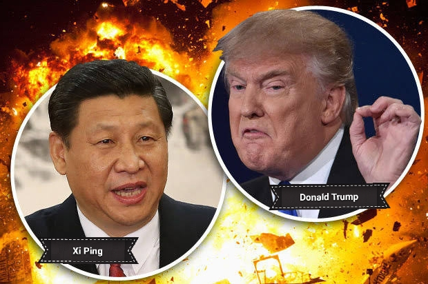Xi vs Trump