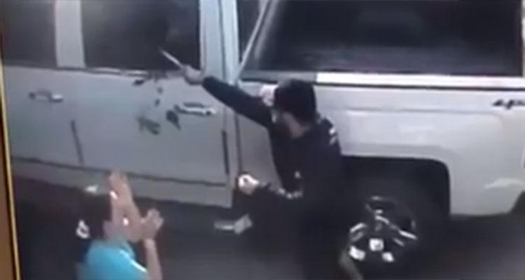 VIDEO: Captan a sicario intentando ejecutar agricultor en Ciudad Obregón, Sonora
