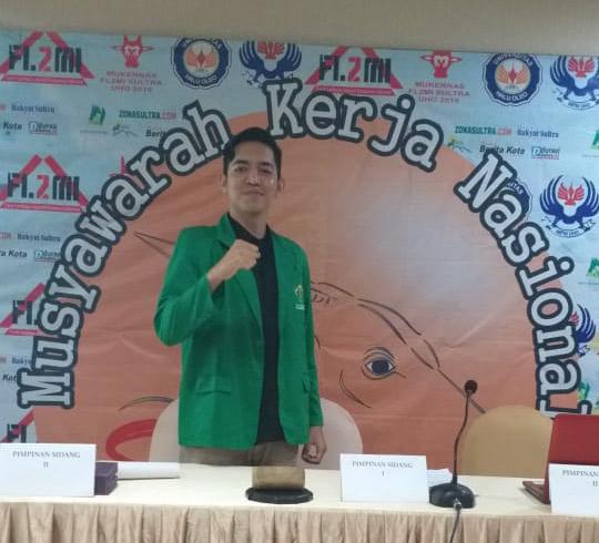 Muchsal Mina Terpilih Mewakili  Universitas Malikussaleh pada  MUKERNAS 2019 Di Sulawesi Tenggara