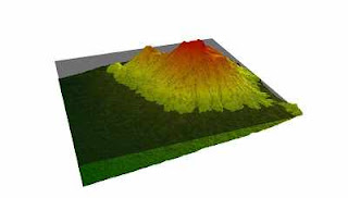 Tutorial Menghitung Kubikasi Volume dan Luas 3D suatu objek di ArcGIS