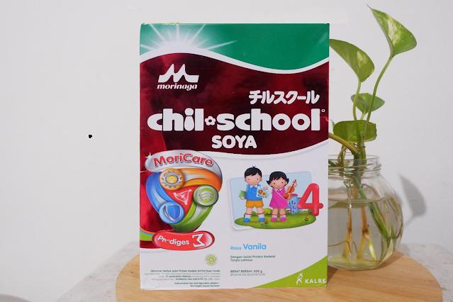 Morinaga Chil*Kid Soya MoriCare+ Prodiges