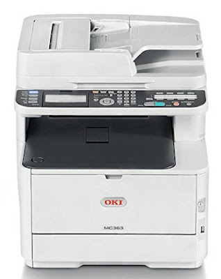 OKI MC363dn Driver Download