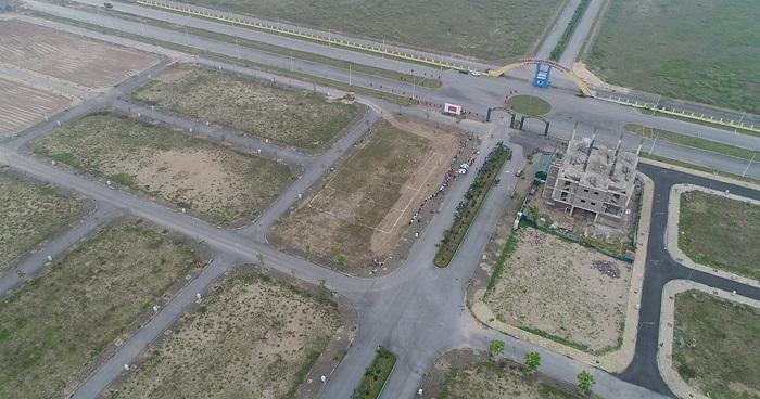 Inoha City Phú Xuyên là dự án đất nền duy nhất tại Thủ đô Hà Nội được bán đất nền