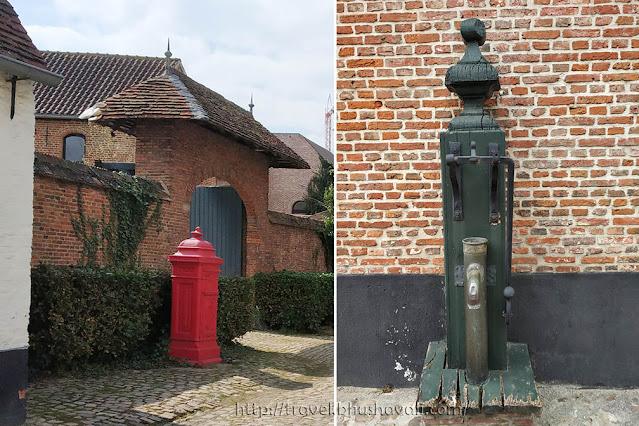 UNESCO World Heritage Sites in Belgium Diest Beguinage