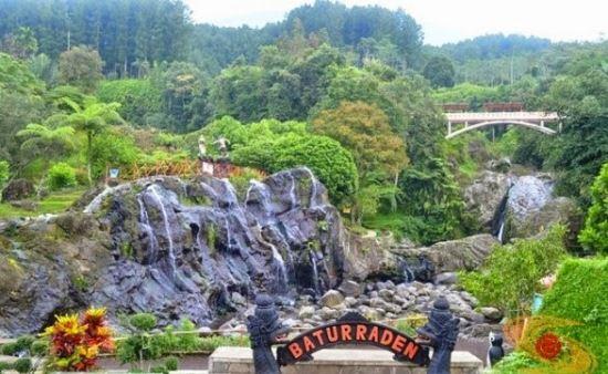 batur raden wisata alam di purwokerto