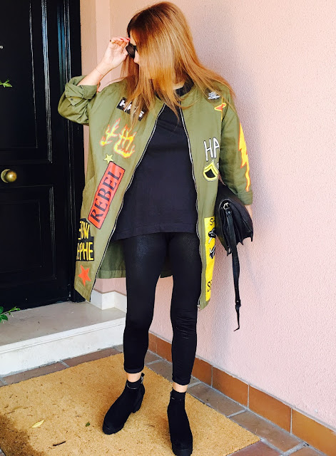 Shoes, New Collection, AW 2016/17, Sarenza, Streetstyle, Carmen Hummer, Look of the day, FashionBlogger, Lifestyle, boties