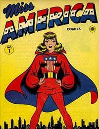 Miss America Comics