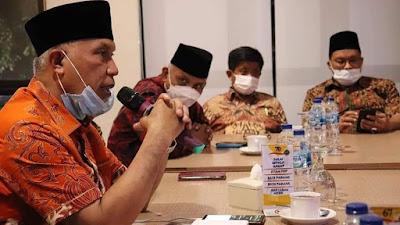 Dukungan Konversi Bank Nagari Menjadi Bank Syariah Terus Mengalir