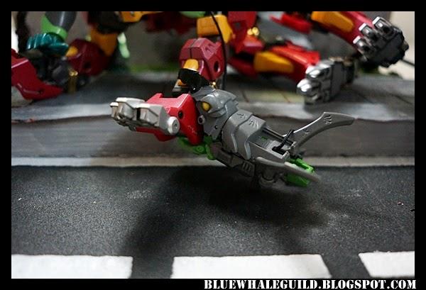 DX9 Ancestrod พยัคฆ์ผยอง คะนองไซเบอร์ทรอน