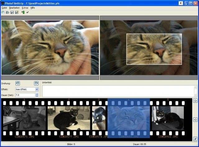PhotoFilmStrip - Φτιάξε ταινίες από τις φωτογραφίες σου