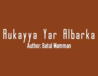 Rukayya Yar Albarka