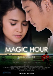 OST (Original Soundtrack) Film Magic Hour 2015
