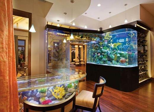Underwater World Decor Ideas