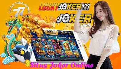 Situs Joker Online Gaming Berikan Slot Online Paling Hokky