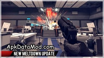 Modern Combat 4 Zero Hour Flaming Blow Apk